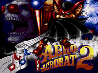 Aero the Acro-Bat 2