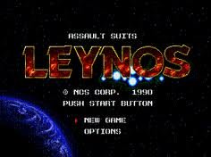Assault Suits Leynoss