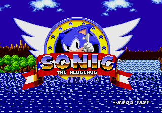 Sonic 1: Bouncy Edition