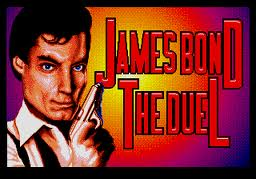 James Bond 007- The Duel