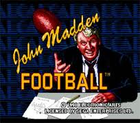 John Madden Football 91