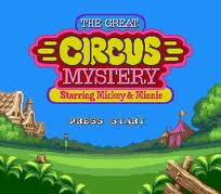 Great Circus Mystery