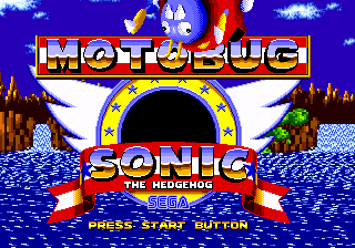 Motobug the Badnik in Sonic the Hedgehog