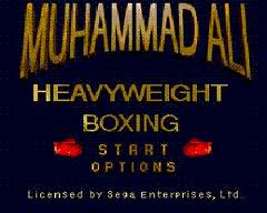Muhammed Ali Heavy weight Boxing