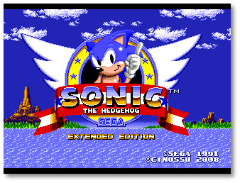 Sonic The Hedgehog: Extended Edition