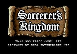 Sorcerers Kingdom