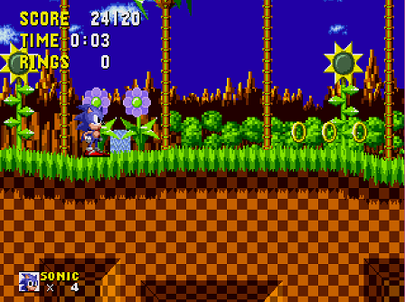 A Generic Sonic 1