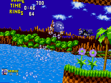 Sonic 1 Twisted