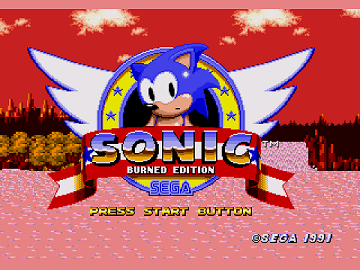Sonic 1: Burned Edition