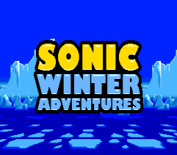 Sonic Winter Adventures