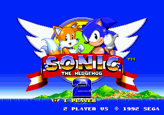 Sonic the Hedgehog 2 the Long Version